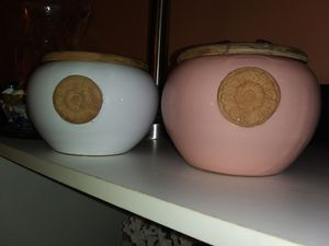 Himark Terra Cotta/Ceramic Pots Made in Itay for Sale in Akron, OH