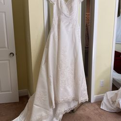 Wedding dress/ Flower Girl dress for Sale in Fort Lauderdale,  FL