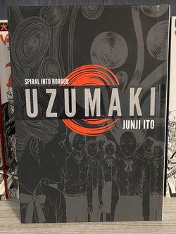 Uzumaki By: Junji Ito 3-in-1 Delux Hardcover for Sale in Delran,  NJ