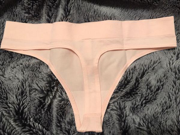 Victoria's Secret seamless thong NEW