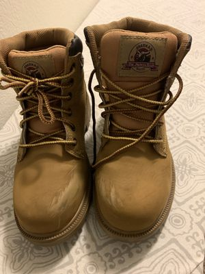 Woman's work boots for Sale in Loma Linda, CA