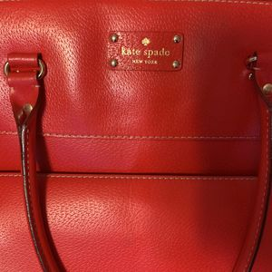 Kate Spade Red Hand Bag Paid $180 Asking $70 for Sale in Norwalk, CA