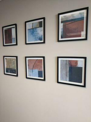 6 abstract prints for Sale in Chicago, IL