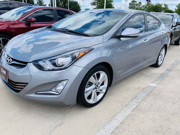 2014 Hyundai Elantra Limited fully loaded