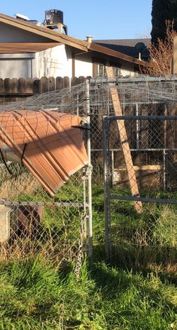 Outside Dog Kennel for Sale in Antioch,  CA