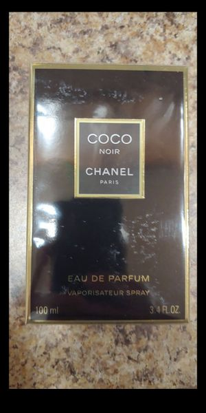 Chanel Coco Noir Women's Perfume - 3.4 FL OZ for Sale in Ridley Park, PA