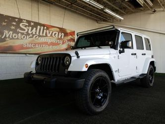 2014 Jeep Wrangler Unlimited for Sale in Mesa,  AZ