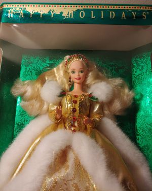Happy Holidays 1994 Barbie #12155 NRFB NEW Special Edition for Sale in Winter Park, FL