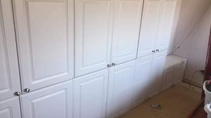 Kitchen cabinets or Laundry cabinets for Sale in West Jordan, UT