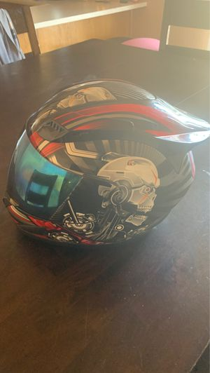 Motorcycle Helmet for Sale in Yuma, AZ