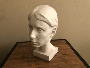 Fine Art Student Head Reference Mold for Sale in Seattle, WA