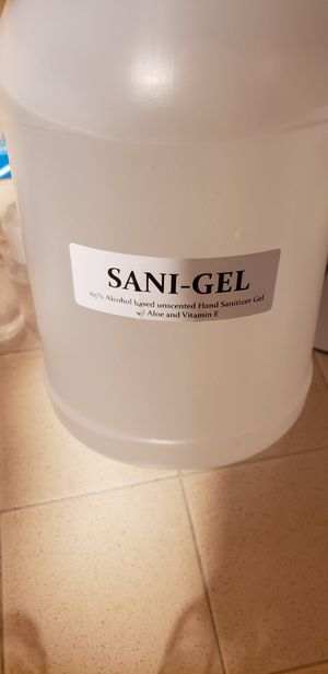 Hand safety gel for Sale in South Gate, CA