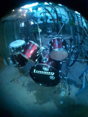 Ludwig accent drum kit for Sale in Long Beach, CA
