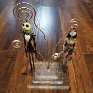 Nightmare before christmas - Sally & Jack Skellington for Sale in River Grove, IL