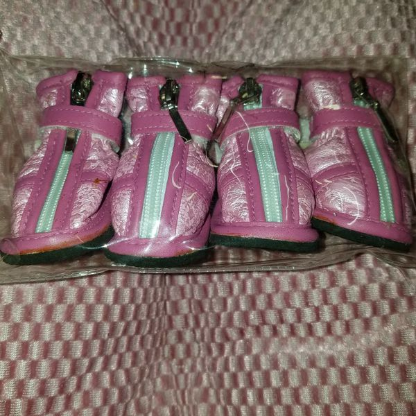 PAMPERED POOCH BOOTS