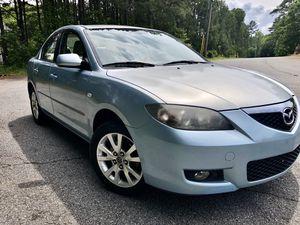 2007 Mazda 3 4D Sedan for Sale in Atlanta, GA