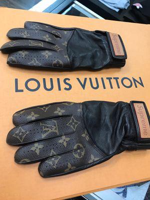 Supreme LV baseball gloves for Sale in Aurora, CO
