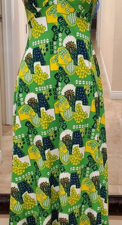 Vintage 1970s Maxi Style Dress for Sale in Diamond Bar,  CA