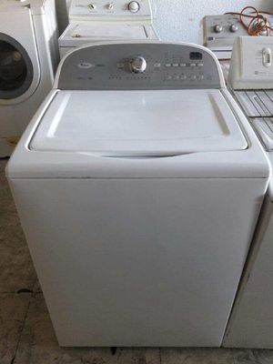 WHIRLPOOL CABRIO WASHER SUPER CAPACITY **DELIVERY AVAILABLE TODAY** for Sale in St. Louis, MO