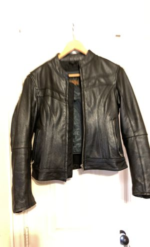 Leather Motorcycle Jacket for Sale in Oak Point, TX
