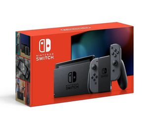 NINTENDO SWITCH GRAY CON BRAND NEW for Sale in Staten Island, NY