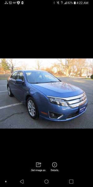 Ford fusion 2010 se for Sale in Waterbury, CT