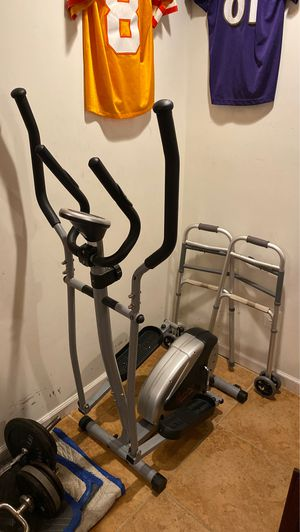 Sunny Fitness elliptical OBO!!!! for Sale in Manassas, VA