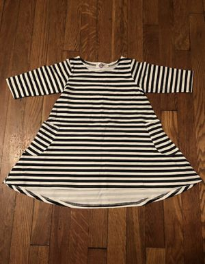 Girls Kids dress symmetrical new size 4 with pockets paid $18 for Sale in Washington, DC