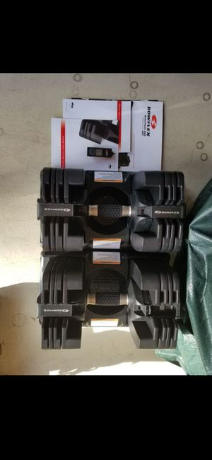 BOWFLEX 560 WEIGHTS! BRAND NEW! for Sale in Delray Beach, FL