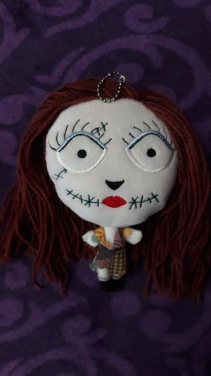 Sally nightmare before Christmas hanging plush for Sale in Miami, FL