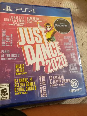 Just dance 2020 for Sale in Rosemead, CA