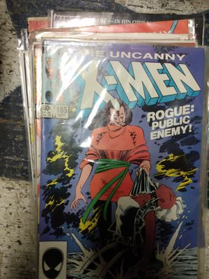Uncanny X-men #185 for Sale in Richmond, CA