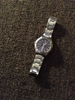 Silver watch for Sale in Minneapolis, MN