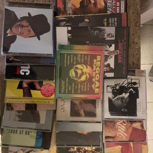 CD, Music & Movies Mixed 40 To 50 for Sale in Wethersfield, CT