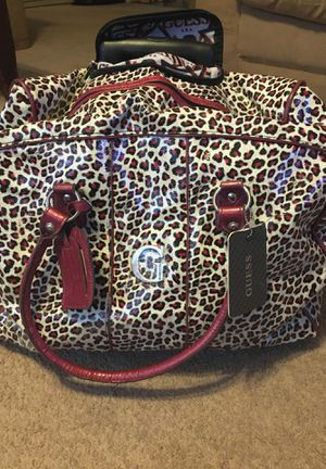 Suitcase Guess Rollaway Suitcase orBag for Sale in Pembroke Pines, FL