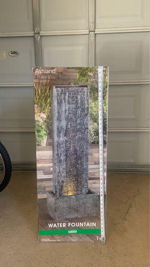 Water fountain garden Asland for Sale in Boca Raton, FL