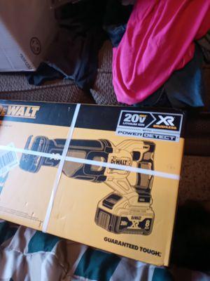 New 20 v dewalt and xr dewalt power tools for Sale in Oregon City, OR