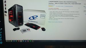 Cyberpower PC Gamer Ultra Gaming PC for Sale in Burlington, VT