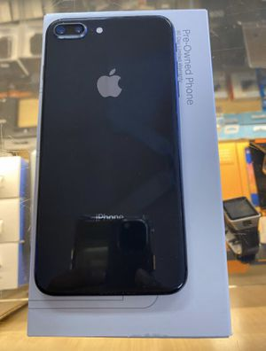 IPHONE 8 Plus pre-owned 64gb (for boost mobile only) NOT UNLOCKED. Only for new boost customers 90 day warranty through boost. Space gray for Sale in Westmont, IL