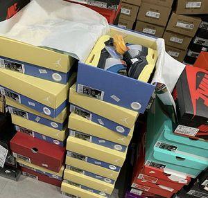 Union jordan 4's for Sale in Federal Way, WA