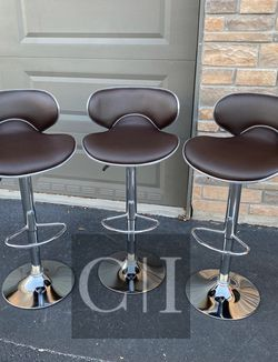 Brand New! $60 Each 3 Brown Bar Stools for Sale in Orlando,  FL