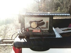 Ryobi table saw for Sale in Waynesville, MO