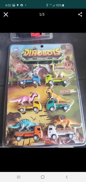 New toy set $6 each for Sale in Riverside, CA