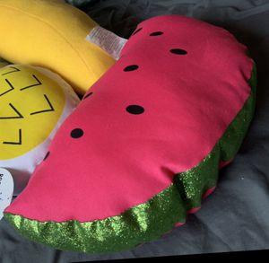 Watermelon Throw pillow for Sale in Rialto, CA