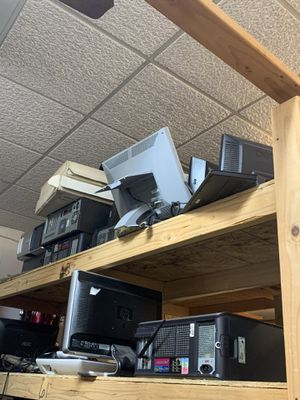 Monitors and Desktop computers for sale or for parts for Sale in Chicago, IL