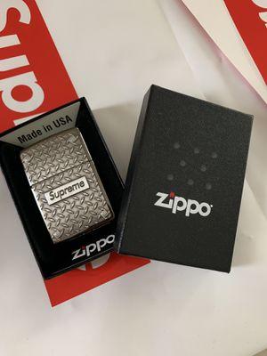 Supreme zippo for Sale in Bellevue, WA