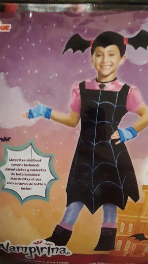 Vampirina Child Costume w/Bonus for Sale in Brooklyn, NY