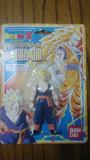 1995 Dragon Ball Z mini collectable for Sale in Virginia Beach, VA