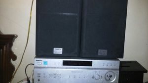 Sony digital audio center and sony speakers for Sale in Columbus, OH