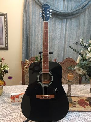 Epiphone DR100 acoustic guitar for Sale in Cudahy, CA